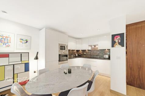 Myddelton Passage, LONDON. 1 bedroom apartment