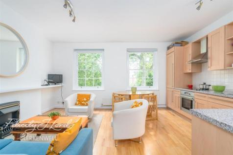 Granville Square, Amwell Conservation, WC1. 1 bedroom detached house