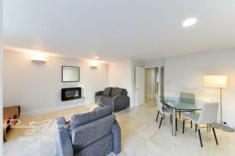 Horselydown Lane, SE1. 2 bedroom flat