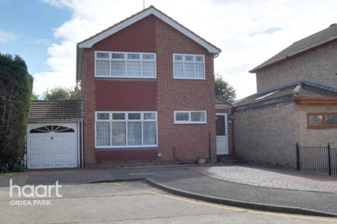 Sorrel Walk, Romford, RM1. 3 bedroom detached house for sale