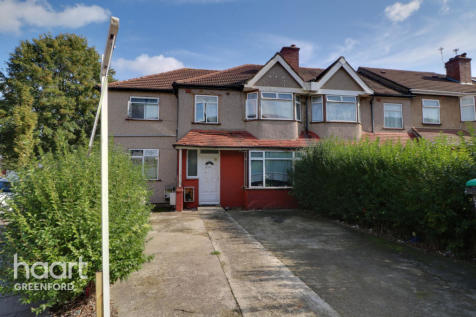 Southall. 6 bedroom end of terrace house