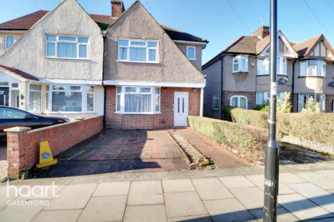 SOUTHALL. 3 bedroom semi-detached house for sale
