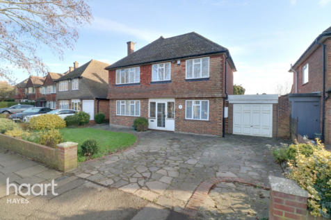 Breakspear Road South, UXBRIDGE. 4 bedroom detached house for sale