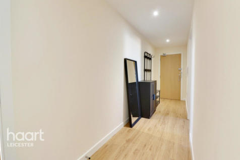 Lower Lee Street, Leicester. 3 bedroom apartment