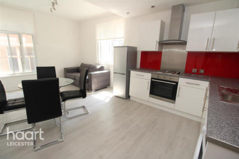 Granby Street, Leicester. 5 bedroom apartment