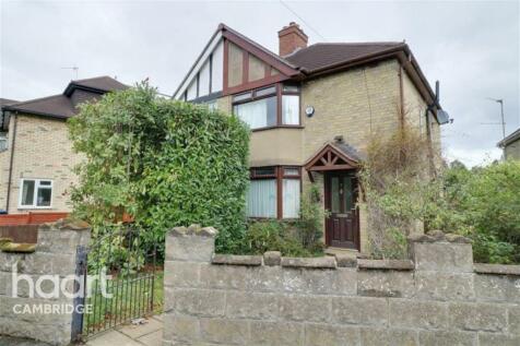 Fairfax Road, Cambridge. 3 bedroom semi-detached house