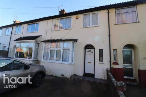 Hart Lane, Luton. 3 bedroom terraced house