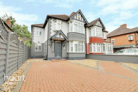 Castleton Gardens, Wembley. 4 bedroom semi-detached house