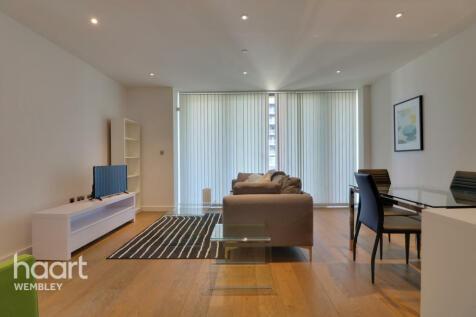 Elvin Gardens, WEMBLEY. 2 bedroom apartment