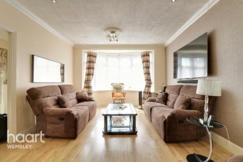 Chestnut Grove, Wembley. 6 bedroom semi-detached house