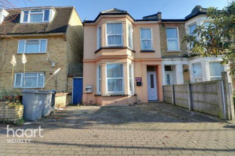 Napier Road, Wembley. 4 bedroom semi-detached house