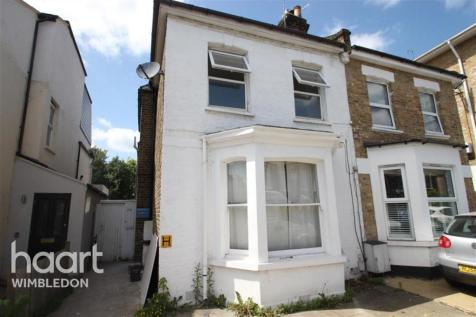 Hartfield Crescent, SW19. 1 bedroom flat