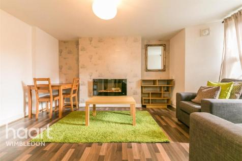 Kingston Road, SW19. 1 bedroom flat