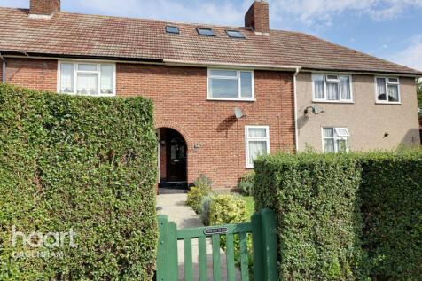 Gale Street, Dagenham. 4 bedroom terraced house