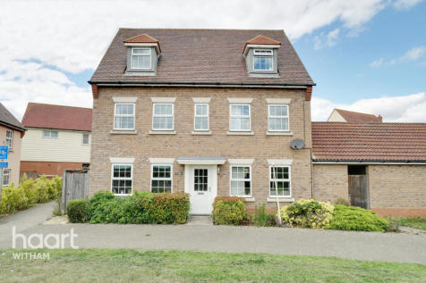 Russell Close, Witham. 5 bedroom detached house