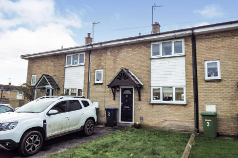 Lindsay Walk, Southam, Warwickshire. 2 bedroom terraced house