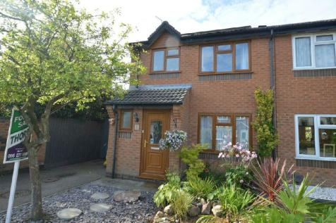 Shelduck Close, Whetstone, Leicester. 3 bedroom semi-detached house for sale
