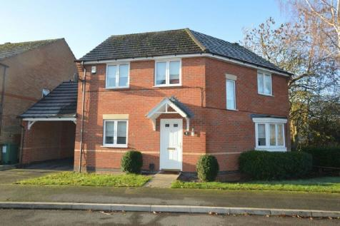 Foulds Lane, Blaby, Leicester. 3 bedroom detached house for sale