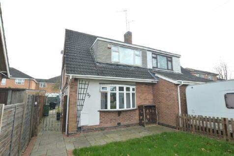 Brook Street, Whetstone, Leicester property