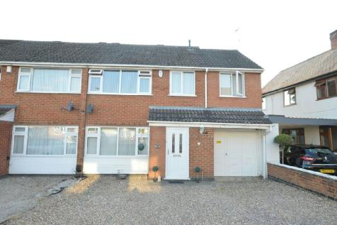 High Street, Whetstone, Leicester. 4 bedroom semi-detached house for sale