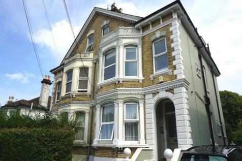 126 Upper Grosvenor Road, Tunbridge Wells, Kent. 2 bedroom flat