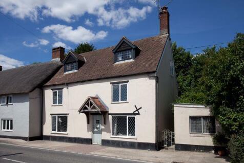 Barford St Martin. 4 bedroom cottage