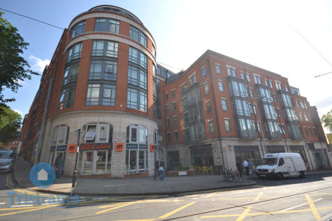 Weekday Cross Building, Nottingham. 2 bedroom penthouse