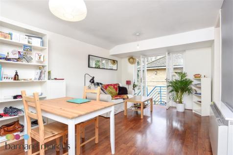 Portland Rise, Finsbury Park. 1 bedroom flat