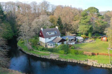 Bridge Lodge, Nether Auchendrane, KA6 6BN, Ayrshire property