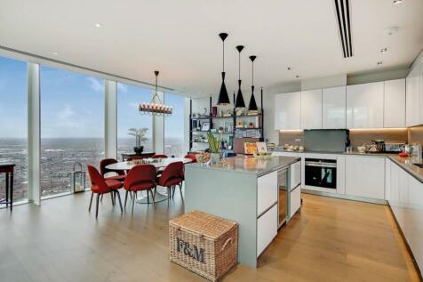 Saffron Central Square, Croydon, CR0. 3 bedroom penthouse for sale