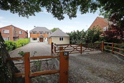 Ranvilles Lane, Fareham. 3 bedroom detached house