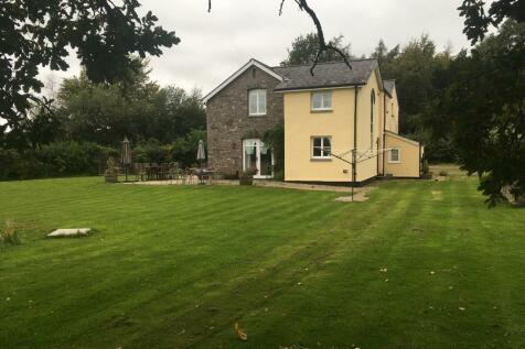 Kilgwrrwg, Devauden, Chepstow. 4 bedroom detached house