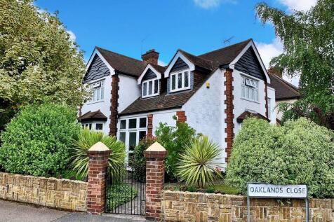 Oaklands Road, Bexleyheath DA6 7AL. 5 bedroom detached house for sale