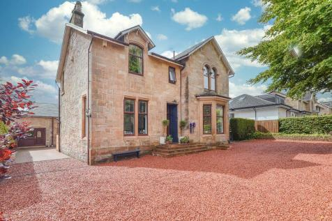 3, Thorn Road, Glasgow G61 4PP. 5 bedroom detached house