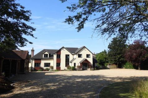 Inhurst Lane, Baughurst RG26 5JS. 6 bedroom detached house for sale