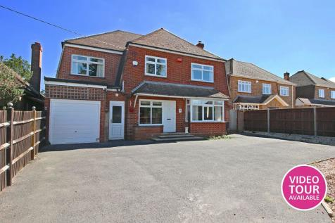 Homesteads Road, Basingstoke RG22 5LG. 4 bedroom detached house
