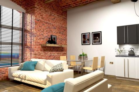 Kitchen Street, Liverpool. 2 bedroom apartment for sale