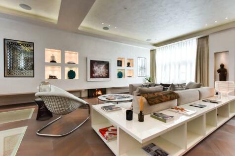 Bolton Gardens, London, SW5. 4 bedroom terraced house for sale