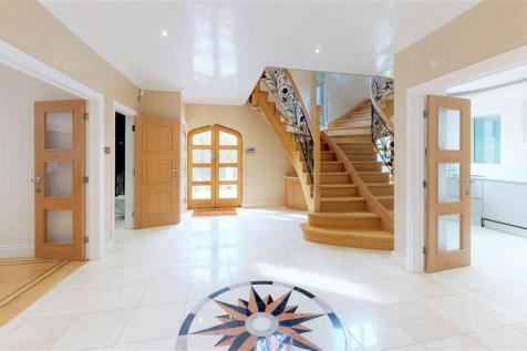 End House, Woodman Lane, Chingford. 6 bedroom detached house for sale