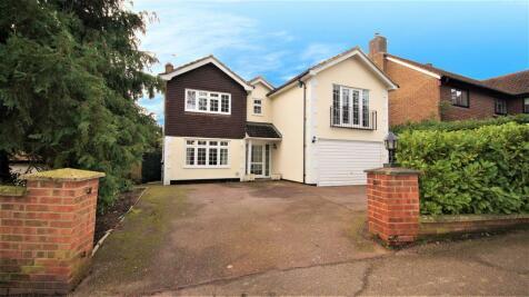 Upper Park, Loughton. 5 bedroom detached house for sale