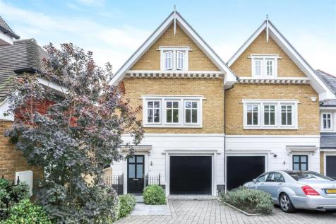 St. Annes Mews, Wimbledon. 5 bedroom semi-detached house for sale