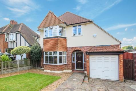 Carlisle Road, Cheam. 3 bedroom detached house for sale