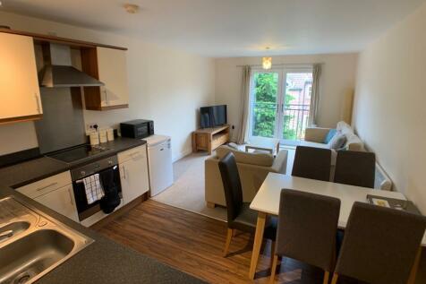 Lodge Farm Gardens, Haxby Road. 2 bedroom apartment