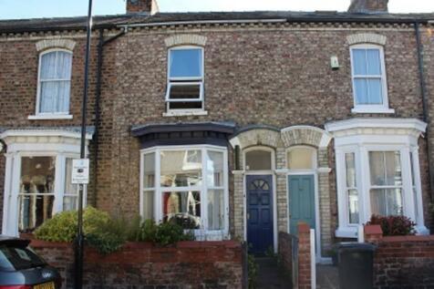 Neville Street, Haxby Road. 4 bedroom terraced house
