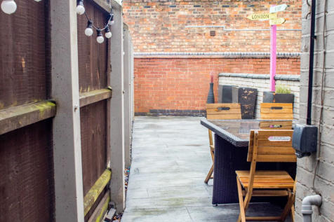 Grasmere Street, Leicester. 4 bedroom terraced house