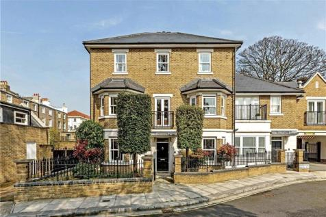 Havilland Mews, Shepherd's Bush, London, W12. 4 bedroom semi-detached house