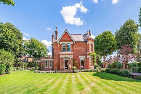 Carlton Road, London, W5. 6 bedroom detached house for sale