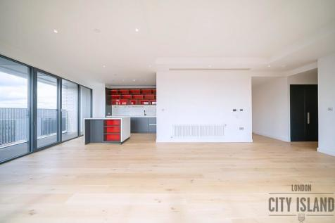London City Island, Orchard Place, London, E14 0JU. 3 bedroom apartment for sale