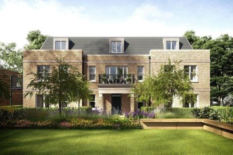 Paxton House, 6 Chambers Park Hill, London, SW20. 3 bedroom apartment