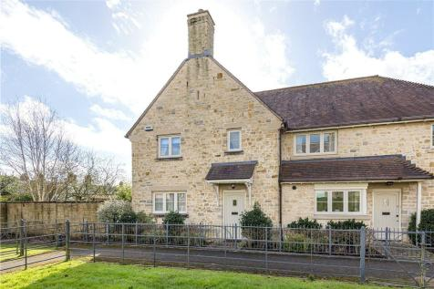 Abbeymead Court, Sherborne, Dorset. 3 bedroom semi-detached house
